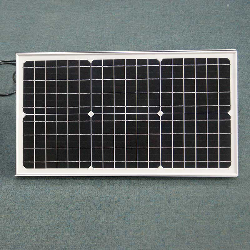 40W Separate Solar Street Light