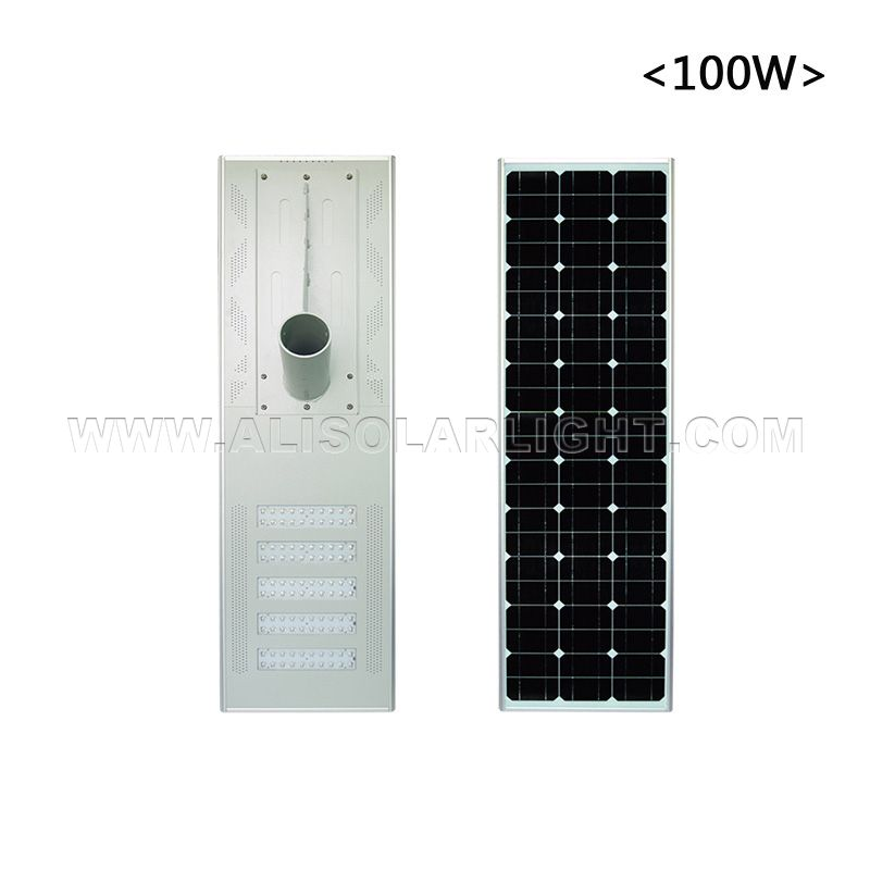 Technical Advantages Of Solar Street Lights