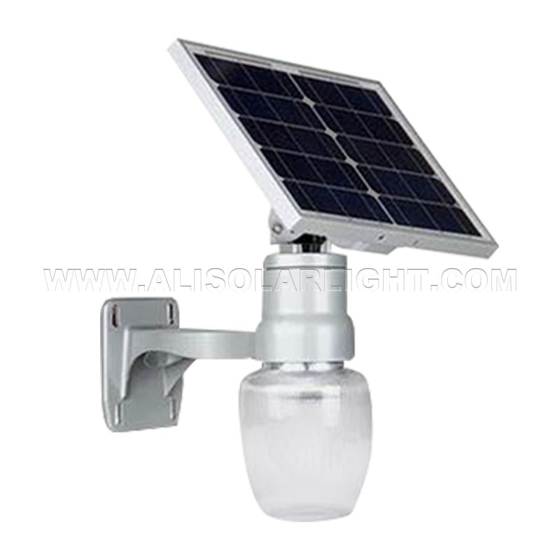 The Features Of Solar Garden Lamp
