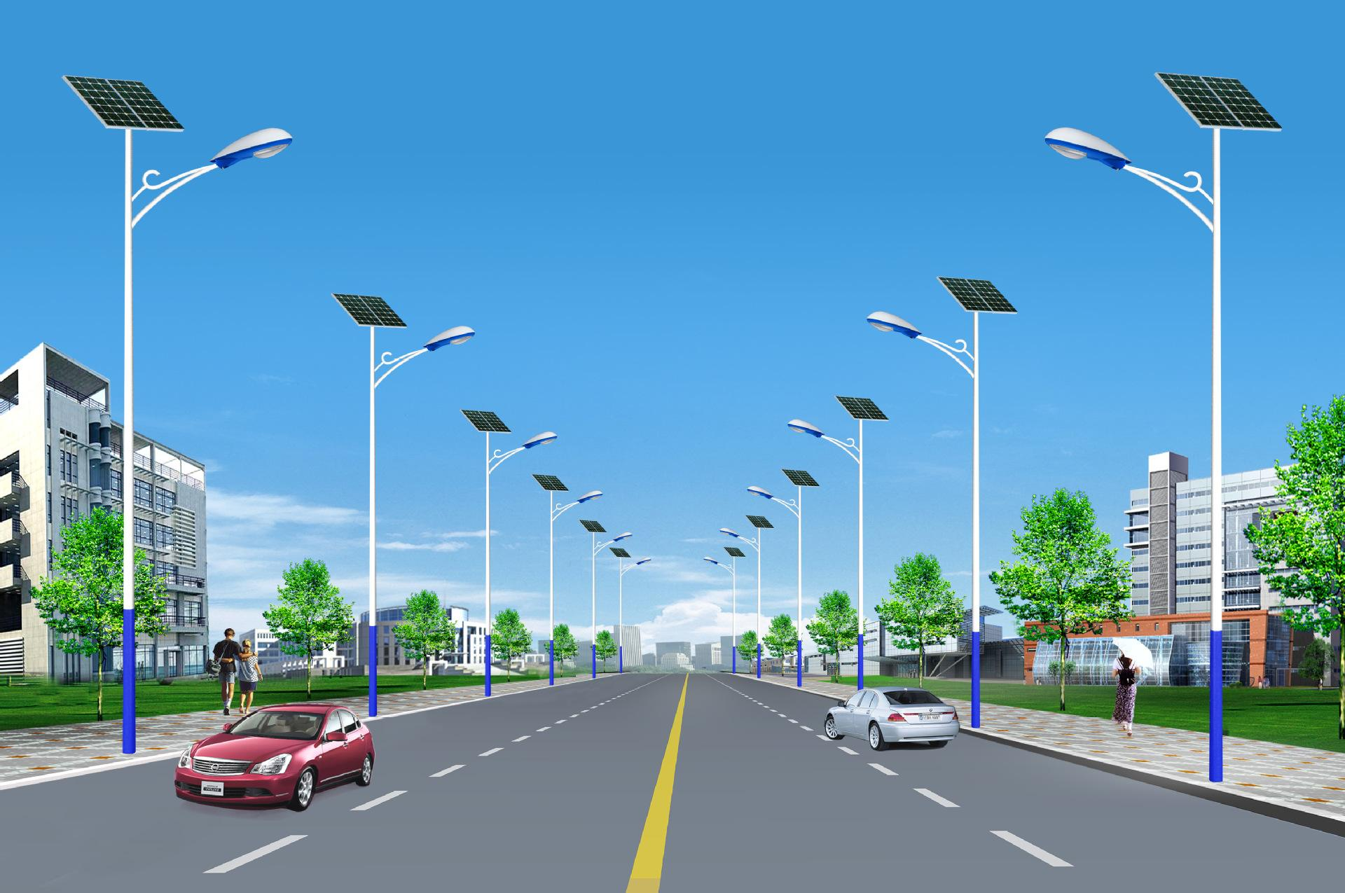 The price of LED street lamps cannot determine the market demand and consumer choice