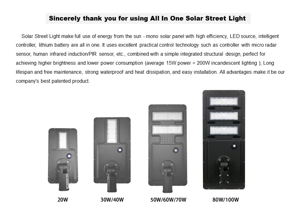2019 New Private unique modle led solar street lights manufacturers