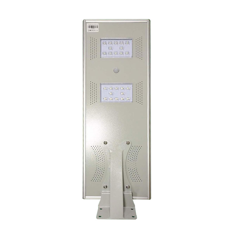 25W Integrated Solar LED Street Light