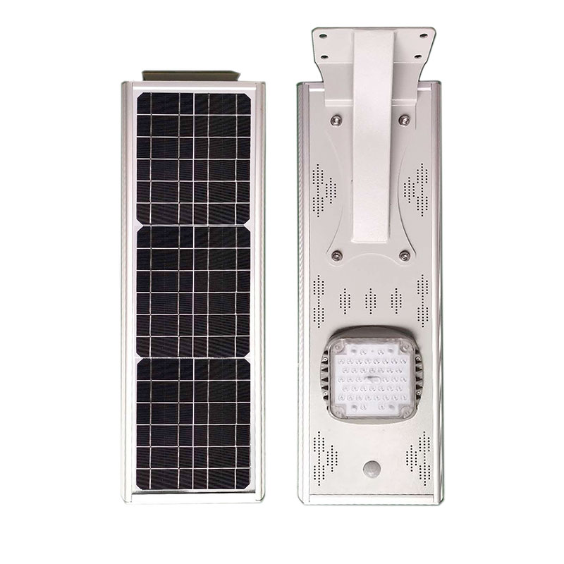 20W Elegant Design All In One Solar Street Light