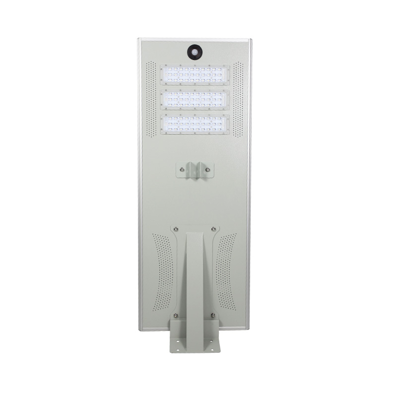 80W Outdoor Solar Street Light