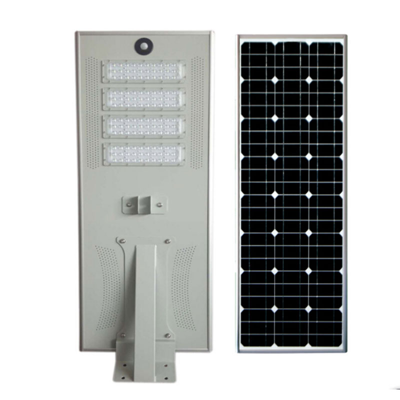 100W Solar Powered Street Lamp