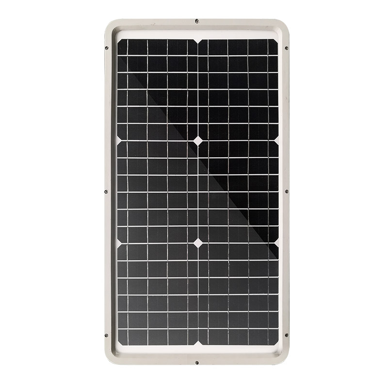 60W All In One Solar Street Light with LiFePO4 lithium battery