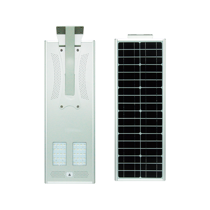 40W Integrated Solar Light Light