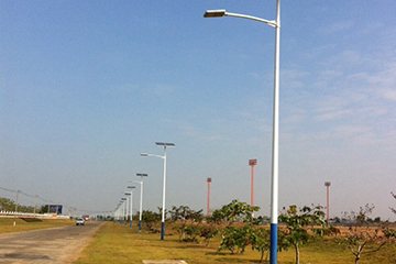 Separated Solar Street Light-01