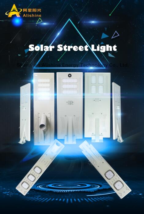 Investment  the solar street lights from a long-term perspective