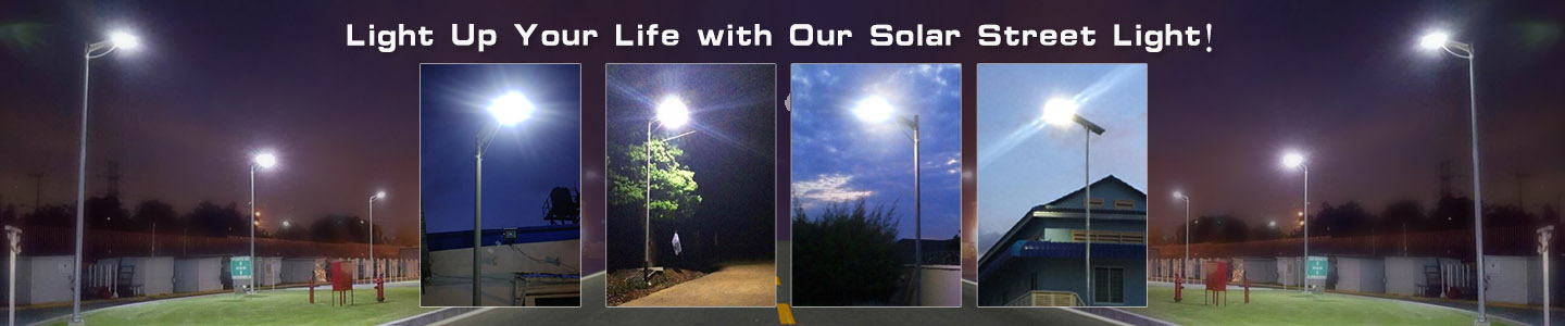 WORKING MODE OF SOLAR STREET LIGHTS